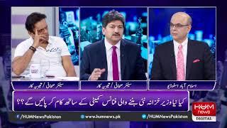 PTM has legitimate grievances but needs to tread carefully: Hamid Mir