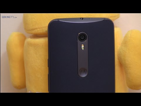 Moto X Pure Edition Review: A Customizable Flagship - UCbR6jJpva9VIIAHTse4C3hw