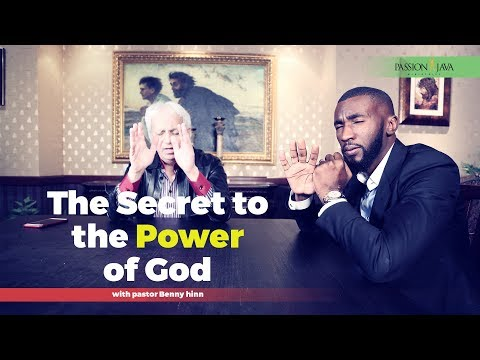 The Secret To The Power of God Part 1  Prophet Passion Java & Pastor Benny Hinn
