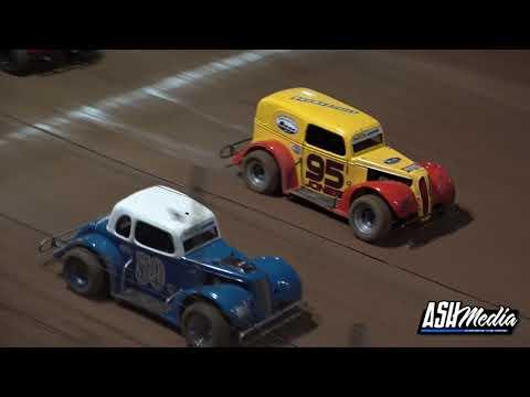 Legend Cars: A-Main - Archerfield Speedway - 23.01.2021 - dirt track racing video image