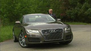 Audi A7 Premium Plus Video Review