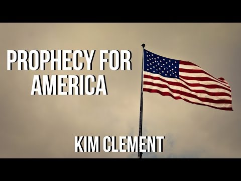 Kim Clement - Prophecy of America  A Woman Named Esther