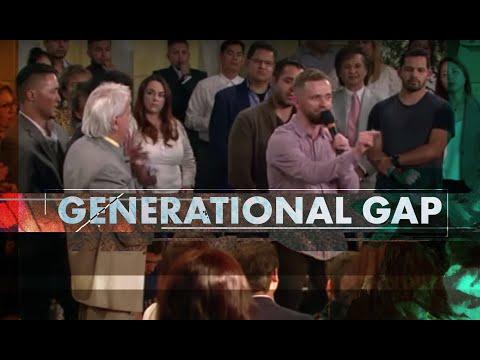 Generational Gap  Benny Hinn & Vlad Savchuk
