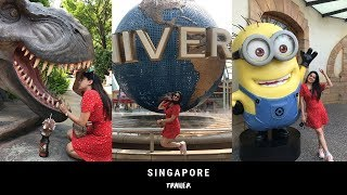 ZingyZest In Singapore - Trailer | Universal Studios, Gardens By the Bay, Merlion park