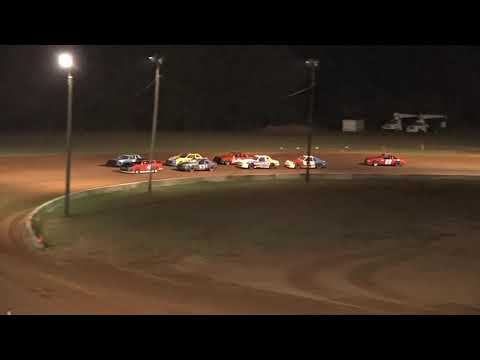 07/30/21 Mini Stock Double Feature Race @ Oglethorpe Speedway Park - dirt track racing video image