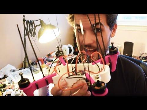 3D Printed Drone... FAIL! - UCHxiKnzTyzE9Qez8ZGpQbPQ