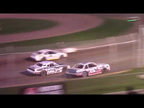 7/10/21 Street Stock Feature Beaver Dam Raceway - dirt track racing video image