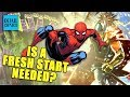 "is marvel ""fresh start"" the reboot comics needs in 2018? new titles and creative teams!"