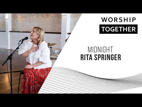 Midnight // Rita Springer // New Song Cafe