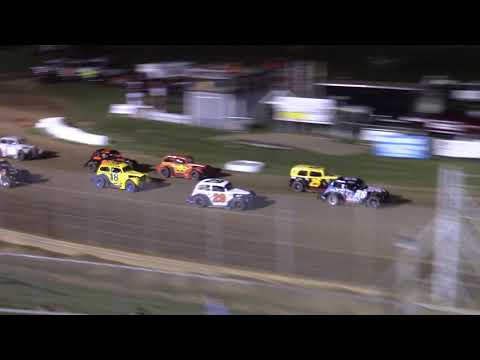7/18/21 Legends Feature Angell Park Speedway - dirt track racing video image
