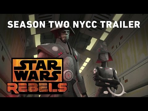 Star Wars Rebels Season Two NYCC 2015 Trailer (Official) - UCZGYJFUizSax-yElQaFDp5Q