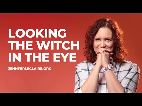 Looking the Witch in the Eyes (Prophetic Prayer & Prophecy)