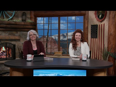 Charis Daily Live Bible Study: Carrie Pickett - April 26, 2021