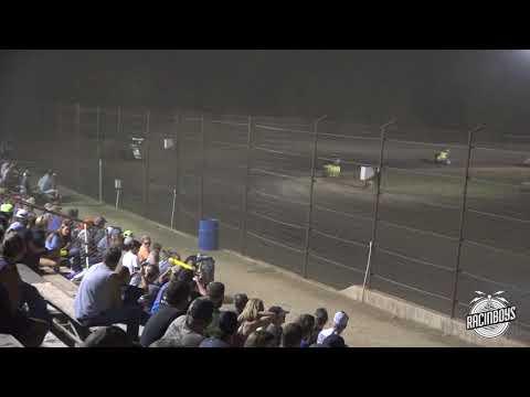 MWRA Highlights Salina Speedway 8 28 21 - dirt track racing video image