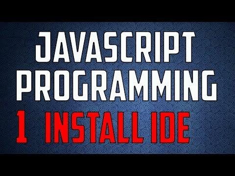 Javascript Programming - 1 Installing Visual Studio Code - UCIKKp8dpElMSnPnZyzmXlVQ