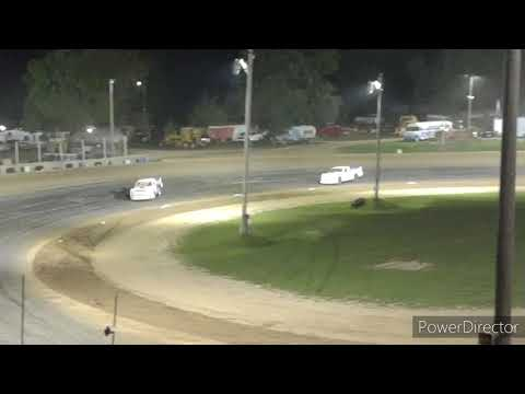 Pro Truck A-Main - Crystal Motor Speedway - 9-18-2021 - dirt track racing video image