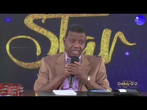 PASTOR E.A ADEBOYE SERMON  RCCG YOUTH CONVENTION DAY 4 - BRIGHT AND MORNING STAR