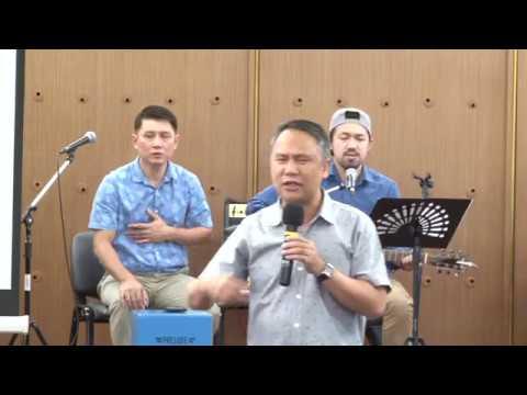 UCC Church Worship 29 December 2019