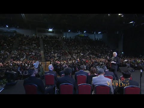 The Holy Spirit is Jesus Unlimited - A special sermon from Benny Hinn