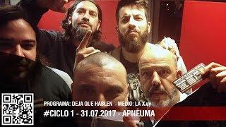 """""""Apneuma"""" Distorsión col #04  lu 31.07.2017"""