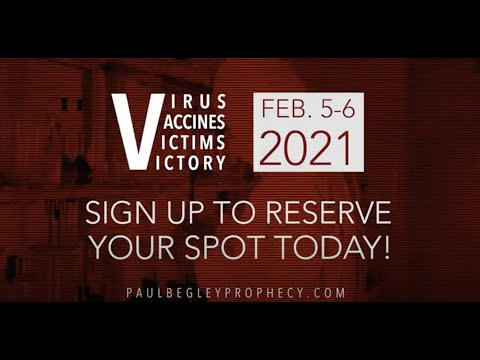 V Conference Speakers, Virus, Vaccines, Victims & Victory