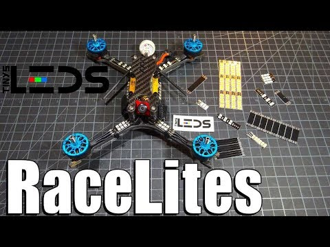 RaceLites, RaceWire, and TinysLEDs - Install and Overview - UC2c9N7iDxa-4D-b9T7avd7g