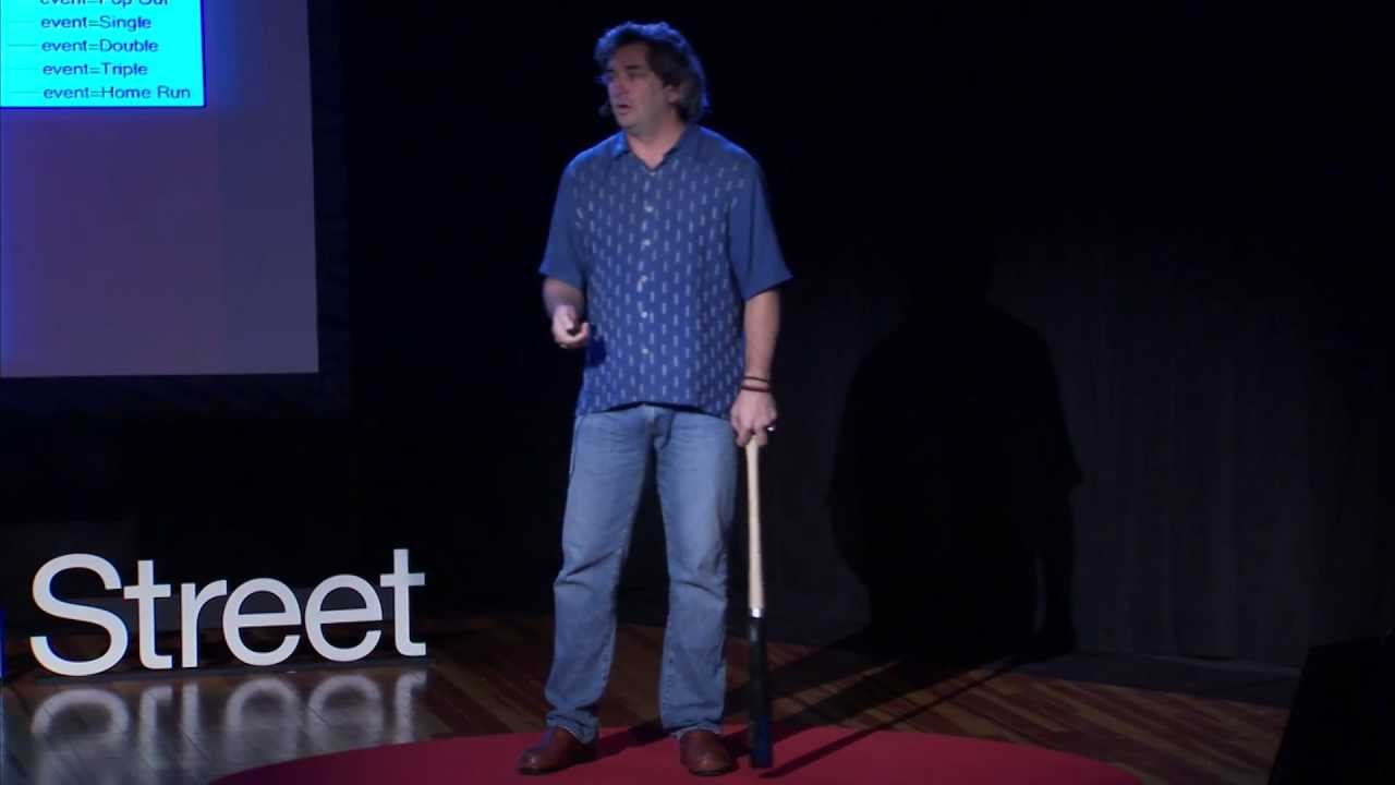 The Science of a Home Run: Andy Andres at TEDxYouth@BeaconStreet