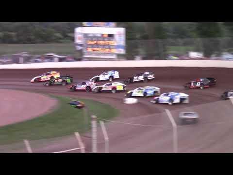 7/17/21 Modified Feature Beaver Dam Raceway - dirt track racing video image