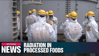 High levels of radiation found in processed foods imported from near Fukushima: Report