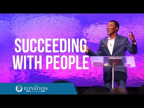Succeeding with People  Pastor Godman Akinlabi