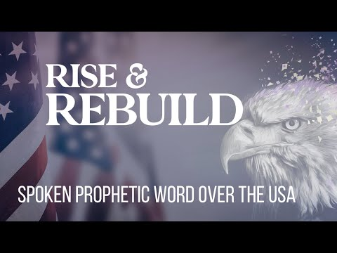 America, you are in the middle of DIVINE RESTORATION // SPOKEN WORD OVER THE USA // Christy Johnston