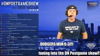 Back to the Ryuture!  Dodgers Cruise to Another Series Win, Smoke the Snakes 9-3!
