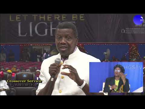 PASTOR E.A ADEBOYE PROPHECY FOR YEAR 2020