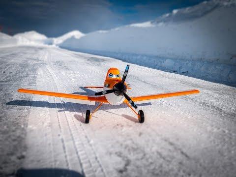3DLabPrint  Piper Pawnee Dusty - Maiden flight - UCz3LjbB8ECrHr5_gy3MHnFw