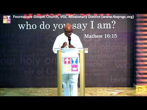 Sunday Worship Service March 22, 2020