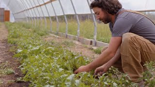 What's love got to do with it? For this New Mexico farmer, it's everything