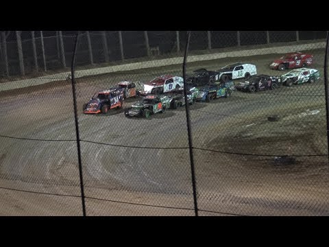 Moler Raceway Park | 10/13/17 | Sport Mods | Feature - dirt track racing video image