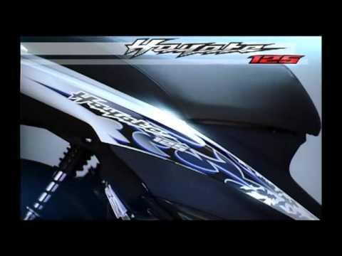 Suzuki Hayate 125 Komersial