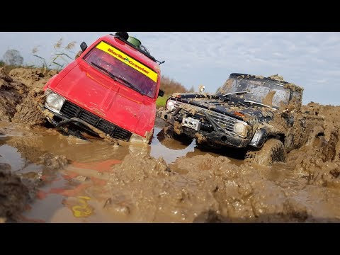 Сравнительный тест-драйв RC4WD Marlin Crawler Trail Finder 2 и CARISMA SCA-1E COYOTE - UCX2-frpuBe3e99K7lDQxT7Q