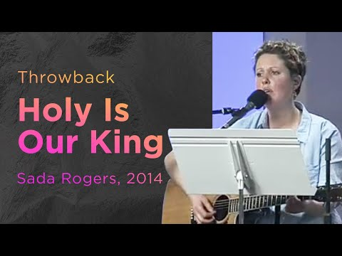 Holy Is Our King -- The Prayer Room Live Throwback Moment