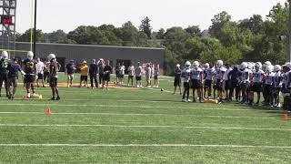BlueGoldNews.com: WVU Football Competition Period I 8/2/19