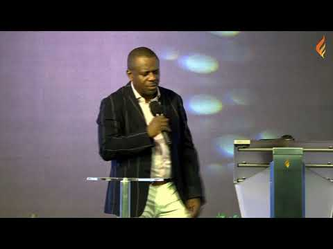 Holy Ghost Service at Covenant Christian Centre  110819