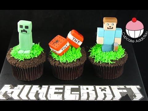 Minecraft Checkerboard Cake Recipe