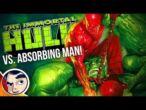 """Immortal Hulk """"New Red Hulk?"""" - Complete Story - UCmA-0j6DRVQWo4skl8Otkiw"""