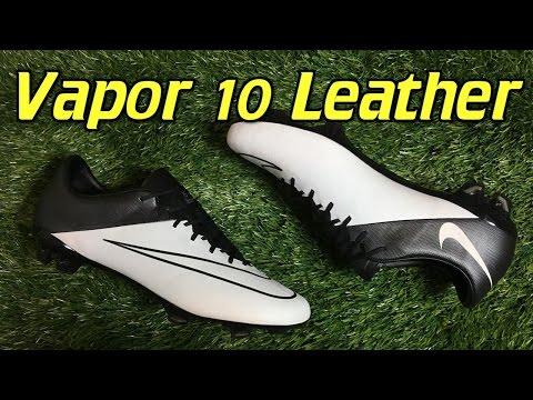 K-Leather Nike Mercurial Vapor 10 (Tech Craft Pack) Light Bone/Black - Review + On Feet - UCf1jgB5XDKqmNqDip_RNbHg