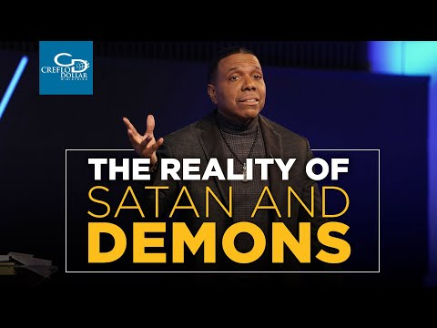 The Reality of Satan and Demons - Wednesday Service