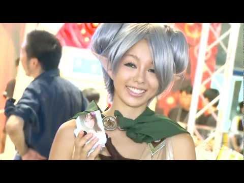 The Babes of Tokyo Game Show 2011 - UCKy1dAqELo0zrOtPkf0eTMw
