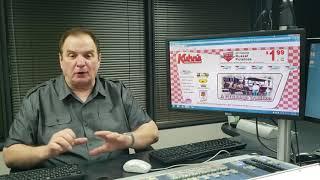 KUHN'S MARKET SPORTS KDKA RADIO