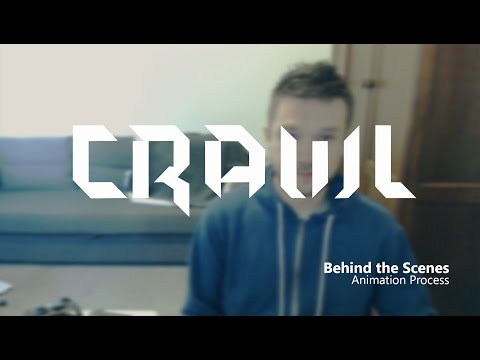 Crawl: Behind the Scenes (Animation Process) - UC1UMshhDjWrHIDFWkVKZxbw