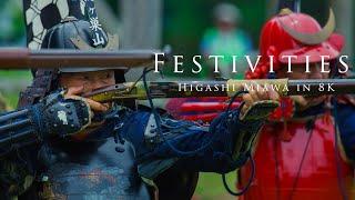 Festivities - Higashi Mikaw...